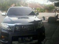 2013 Toyota Fortuner Dijual