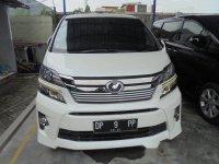 Toyota Vellfire Z 2013 Dijual
