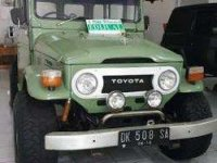 Toyota Land Cruiser 1977 Dijual