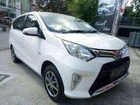 2016 Toyota Calya G 1.2 A/T dijual