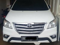 Toyota Kijang Innova V 2015 Dijual