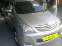2010 Toyota Innova G Dijual