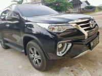 2016 Toyota Fortuner   2.4 Automatic  dijual