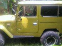 1977 Toyota Hardtop dijual