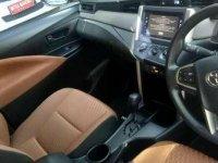 Toyota Innova tahun 2017 Abu abu bensin automatic