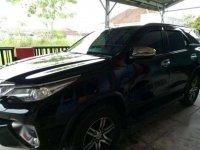 2016 Toyota Fortuner   dijual