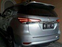 2016 Toyota Fortuner VRZ  dijual  (CTM