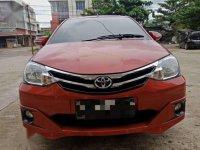 2016 Toyota Etios Vealco G 1.2 Dijual