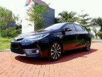 2017 Toyota Corolla Altis V dijual