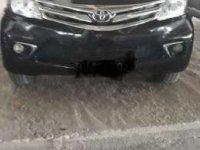 2013 Toyota Avanza G Basic