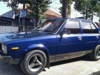1981 Toyota Corolla dijual