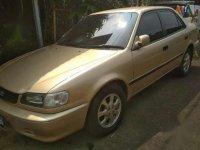 1999 Toyota Corolla 2.0 dijual