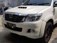 2012 Toyota Hilux VNT Turbo 4X4 dijual