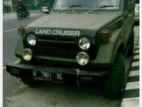 1986 Toyota FJ Cruiser V6 4.0 Dijual