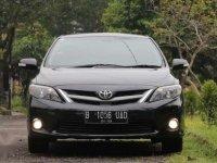 2012 Toyota Corolla Altis 2.0 V dijual