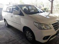 2014 Toyota Kijang Innova G dijual