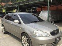 2003 Toyota Corolla Altis 1.8 dijual