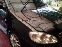 2007 Toyota Corolla Altis J dijual