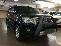 2010 Toyota Fortuner V Dijual