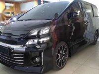 2013 Toyota Vellfire Dijual