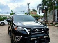 2017 Toyota Fortuner G Luxury dijual