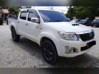 Toyota Hilux E 2013