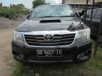 Toyota Hilux Double Cabin 2012