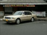 Toyota Crown Super Saloon tahun 1994