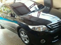 2011 Toyota Corolla Altis E dijual