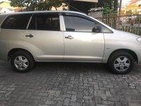 Toyota Kijang Innova 2.0 E MT 2008