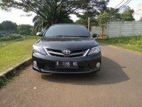 Toyota Corolla Altis 2.0 V A/T 2012