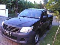 Toyota Hilux 2.0 L MT 2013