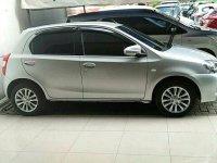 Toyota Etios Valco E M/T 2013