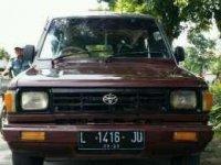 1990 Toyota Kijang LGX dijual