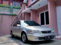 2001 Toyota Corolla dijual