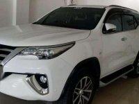 2016 Toyota Fortuner SRZ dijual