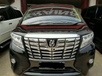 2017 Toyota Alphard G Dijual