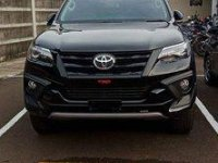 Toyota Fortuner Manual 2018
