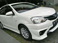 2016 Toyota Etios Valco E dijual