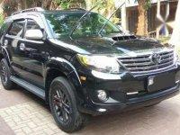2016 Toyota Fortuner G Luxury dijual