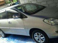 2004 Toyota Kijang Innova V dijual
