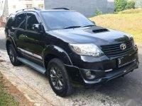 2013 Toyota Fortuner VNT TRD dijual
