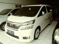Toyota Vellfire 2.4V 2012 Dijual