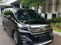 2015 Toyota Vellfire G Limited Dijual