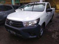 2016 Toyota Hilux Dijual
