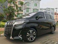 2018 Toyota Alphard X Dijual