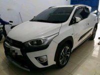 2017 Toyota Yaris TRD Sportivo Heykers dijual