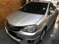 Toyota Etios Valco G 1.2 2015