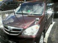 2011 Toyota Avanza 1.3 G MT