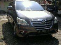 2013 Toyota Kijang Innova V dijual